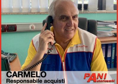Carmelo, Pani Autoricambi