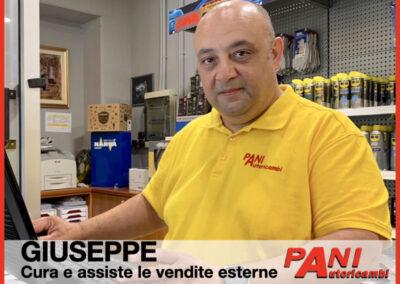 Giuseppe, Pani Autoricambi