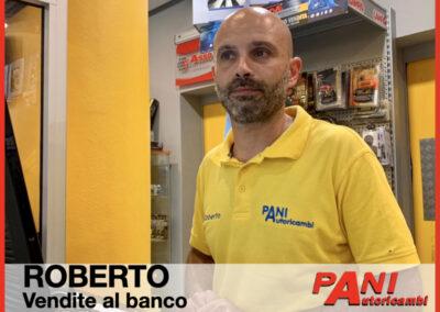 Roberto, Pani Autoricambi