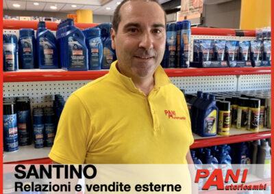 Santino, Pani Autoricambi